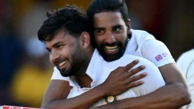 India stun Australia