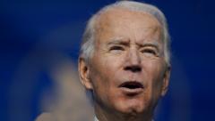 President-elect Joe Biden's victory confirmed