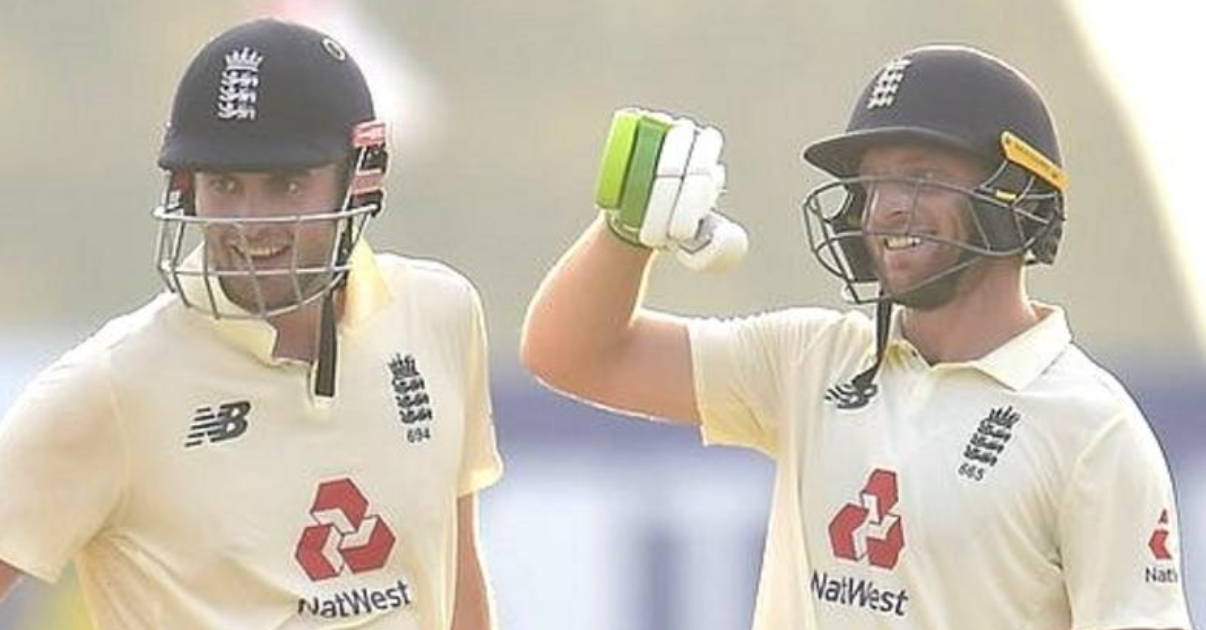 Sebly and Butler Steer England to victory