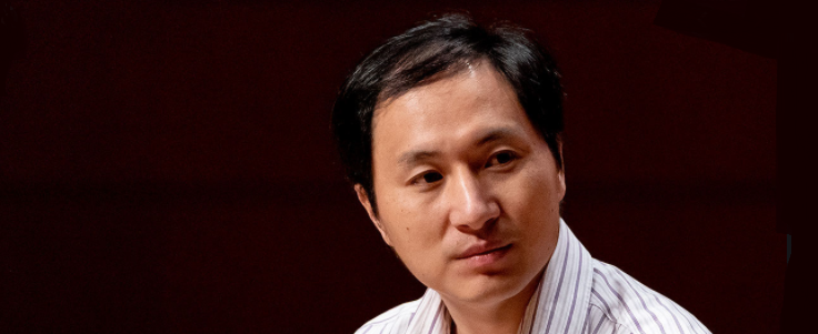 Chinese scientists He Jiankui