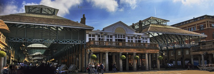 Covent Garden Estate property value drops