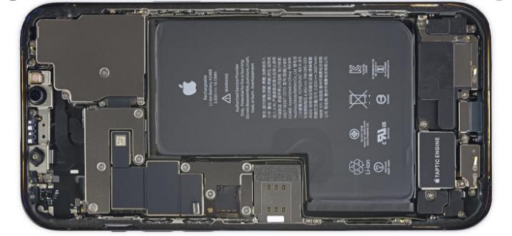 Iphone Pro Max chipset