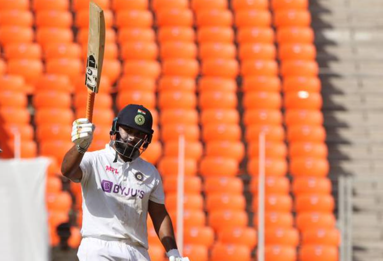 Pant's 100 lifts Indiia after a mini collapse
