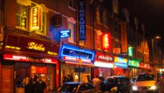 Brick Lane curry houses