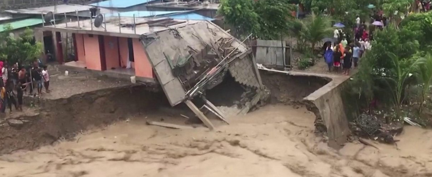 Flash flood kill 133 in Indonesia and East Timor