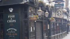 Silvercross pub in Whitehall