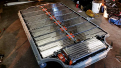 The Tesla  Model S contains over 7,700 individual 18650 battery cells