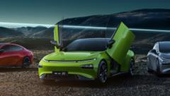 Xping similar to Tesla