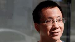 Zhang Yiming, the founder of video-sharing app TikTok