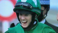 Victorious Rachael Blackmore