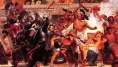 250. 000 Mayan People massacred