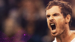 Andy Murray beat