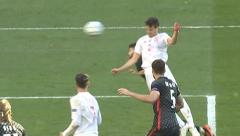 Cesar Azpilicueta's outstanding goal for Spain