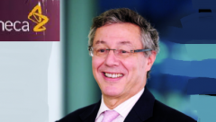 AstraZeneca CFO Marc Dunoyer