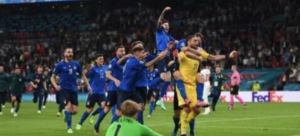 Italy wins Euro 2020