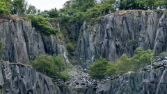 Roofing of the 19th century Slate landscape of Wales is UNESCO Heritage site