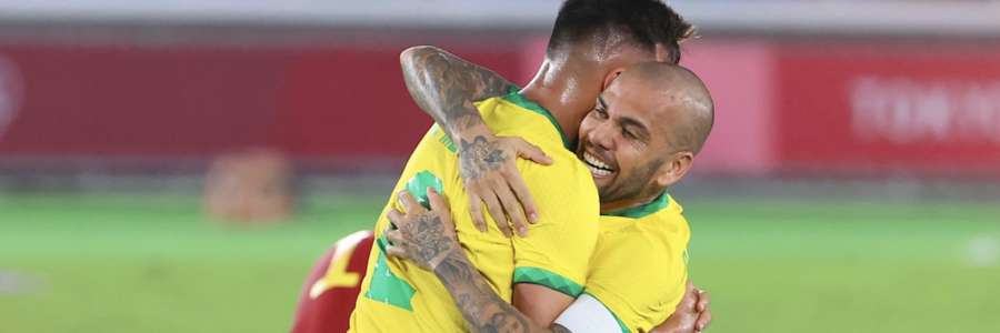 Brazil win second consecutive Olympic gold