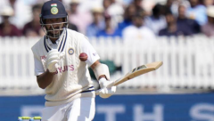 Pujara 91 no leads India's fight back