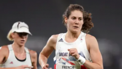 Kate French win Olympic gold in Pen