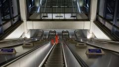 the new Nine Elms Tube station