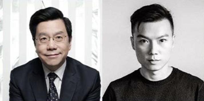 Kai-Fu-Lee and Chen Qiufan