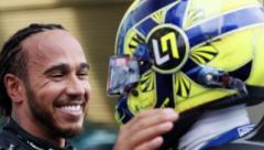 Lewis Hamilton wins 100th  race at Russian F 1 Grand Prix